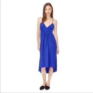 🌺Aritzia Wilfred criss coss back dress - Cosmos